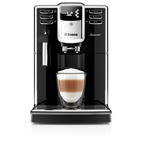 Cafetera Express Philips HD8911/01 Saeco Incanto 15 bar 1,8 l 1850 W Negro - NASHOOP