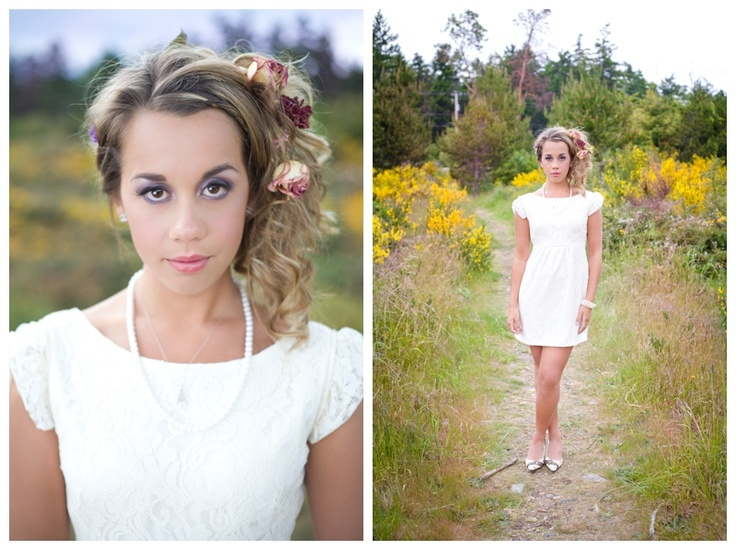 Simply Beautiful : Vancouver Island Portrait Photographer