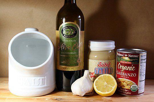 How to make hummus. bake to basics #vegan