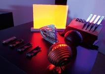 La Tribune Auto : reportage : Audi développe une technologie d'éclairage à base de composants moulés à circuits imprimés