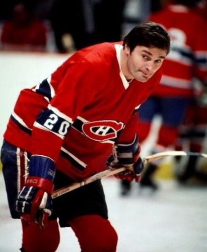 Peter Mahovlich - Montreal