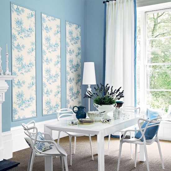 Blue Dining Room Decoration: Best 25+ Blue Dining Rooms Ideas On Pinterest