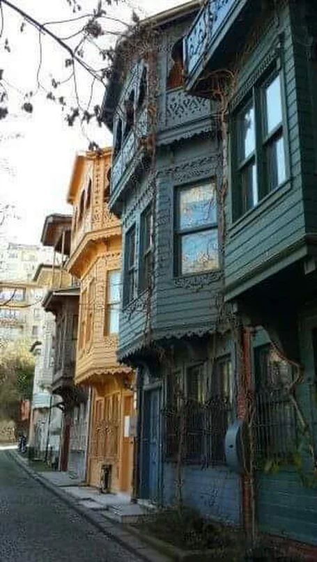 Kuzguncuk, Istanbul, Turkey