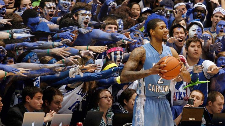 The sports world stops when the Blue Devils and the Tar Heels take the court at the same time, and there's a reason.