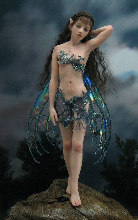 OOAK Doll - Fantasy Fairy