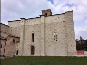 San Francesco al Prato, viaggio nel disperso Pantheon di Perugia | Via al cantiere