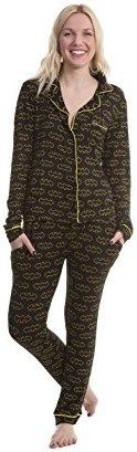 Batman Onesie Womens