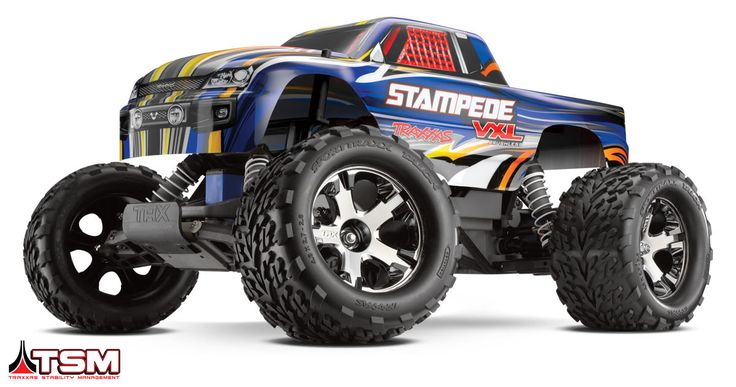 Traxxas Stampede VXL 2wd