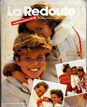 CATALOGUE DE LA REDOUTE A ROUBAIX no: 01/10/1984
