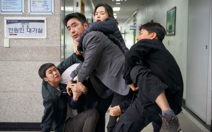 """Extreme Job"" Sets New Record As 2nd Most-Watched Film In Korea Emily Michael"