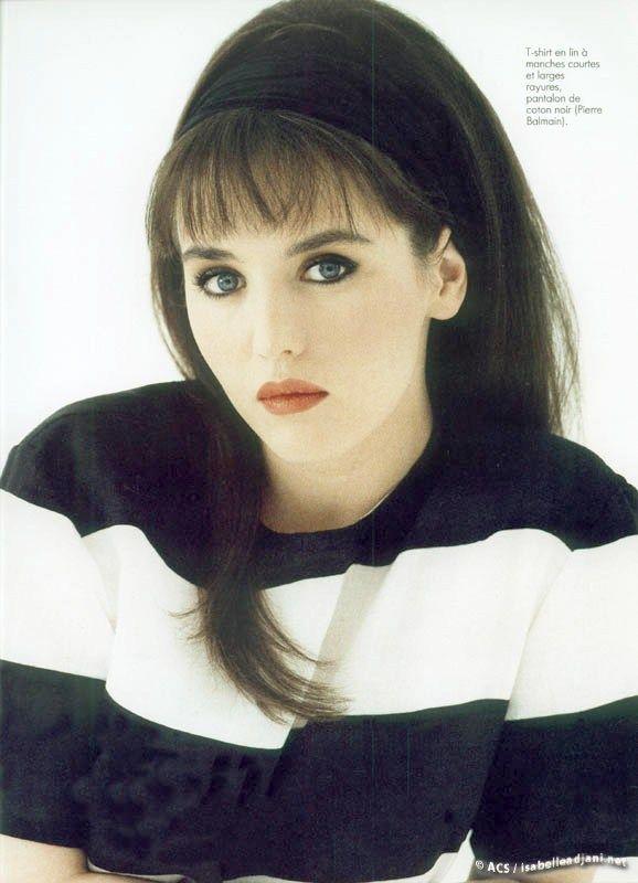 Красавица Изабель Аджани