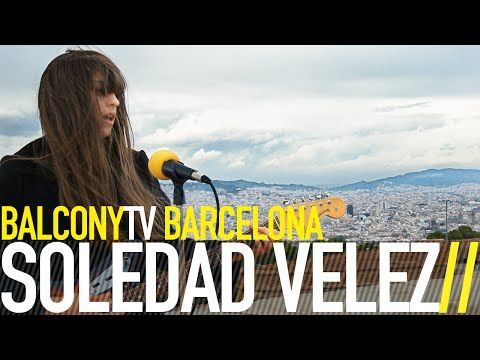 SOLEDAD VÉLEZ · If Nick Cave had longer hair and Annie Lennox was from Chile · Videos · BalconyTV