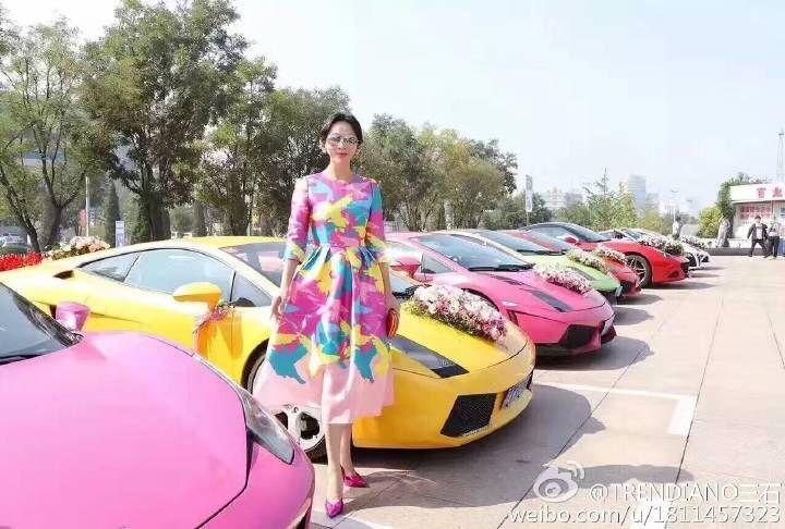 ★中国のお金持ちの結婚式が凄いwwwwwwwwwwwwwwww