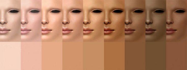 El truco UNIVERSAL para saber qué colores de maquillaje favorecen a tu piel.