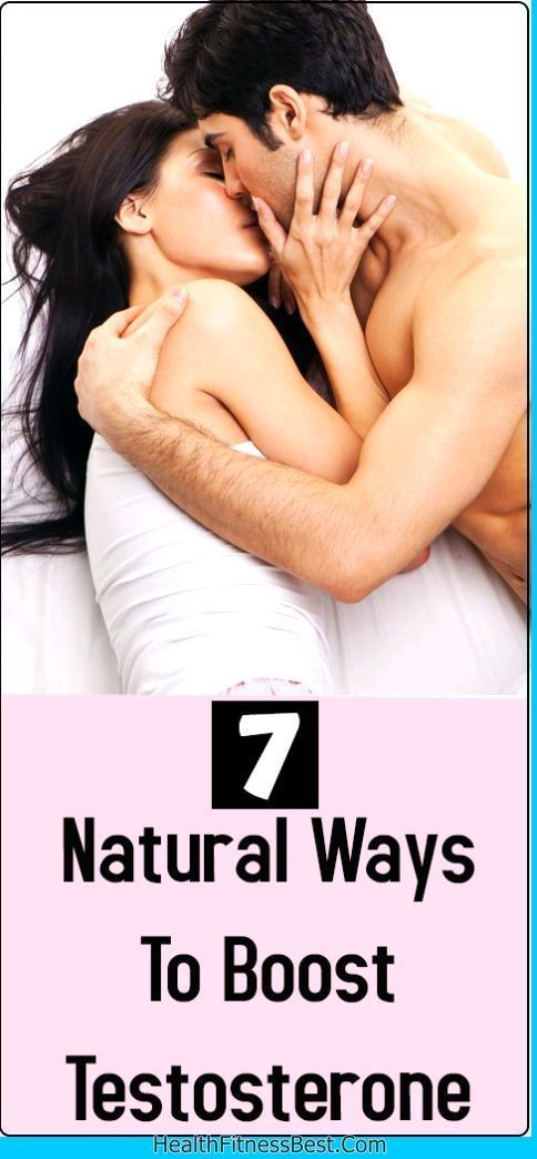7 Natural Ways To Boost Testosterone #test #testosterone #health #romance #beauty #male #fertility #fitness