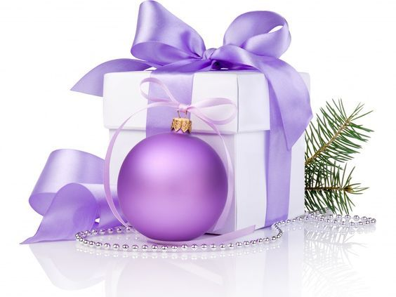 Image result for merry christmas purple