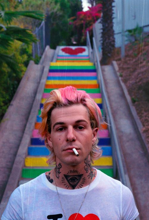 jesse rutherford - the neighborhood