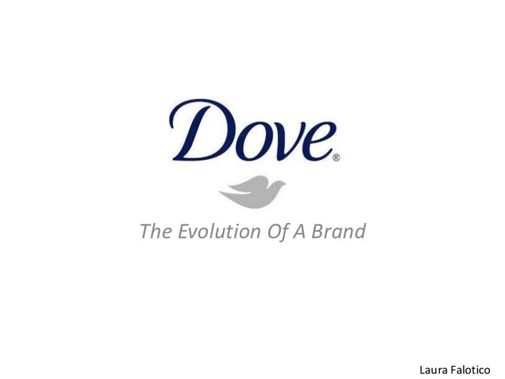 Track the evolution of the Dove brand overtime.