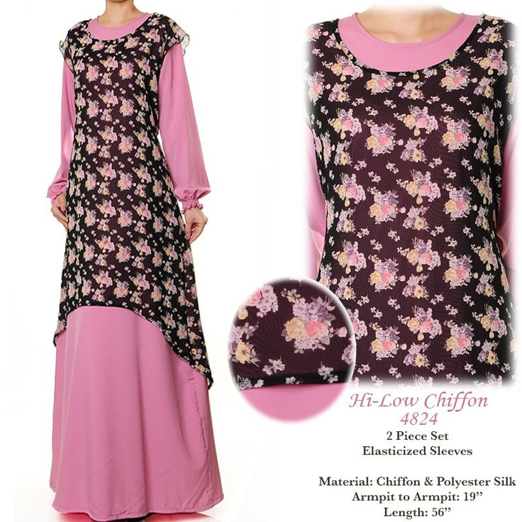 4824 Chiffon High Low Dress - Standard Size S/M US$30 FREE SHIPPING WORLDWIDE  Buy It Here -->  http://shop.pe/n6a3A