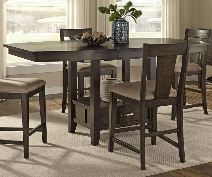 Patterson Gathering Table By Liberty Furniture Nebraska MartKitchen TablesDining