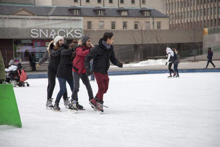 toronto s best ice skating rinks a photo essay skating rink  toronto s best ice skating rinks a photo essay skating rink photo essay and toronto