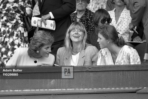 05-Jul-1989--Tennis - The Championships, Wimbledon - All England Lawn Tennis and Croquet