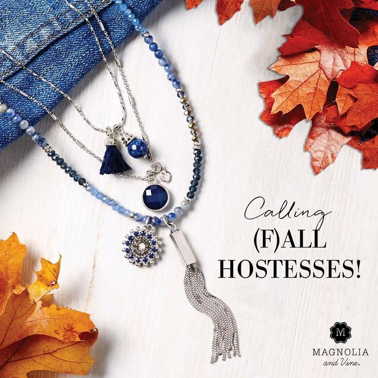 Magnolia and Vine Beaucoup Denim Blue/Silver Necklace can be yours for FREE ($74.99 CA) by hosting a qualifying social!  Contact me at 780-933-5567.  www.SparkleSnaps.com  *Effective Oct 1-31, 2016. While supplies last. Not available for purchase.