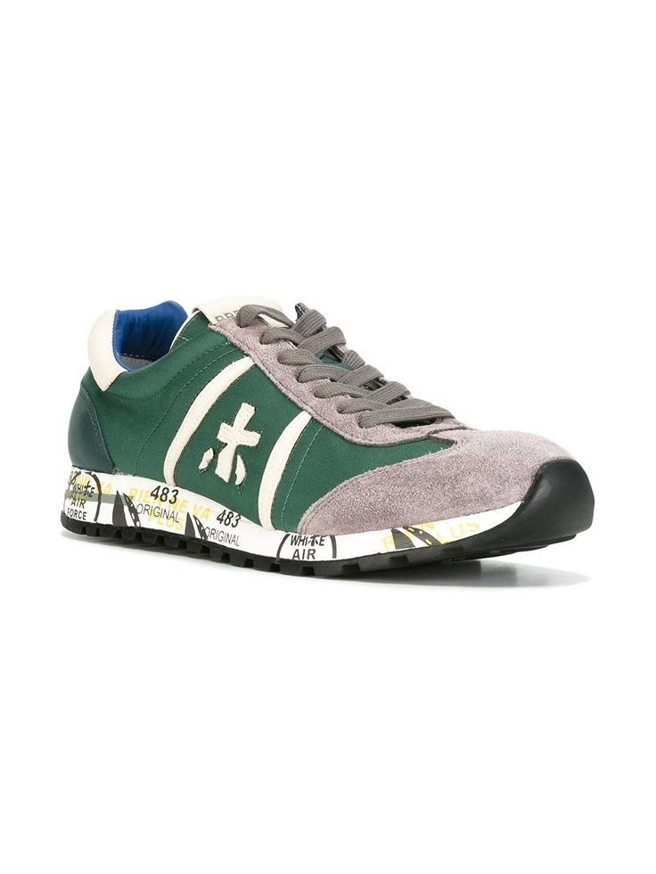 #premiata #men #sneakers #new #green #lucy #style #sporty #wear www.jofre.eu