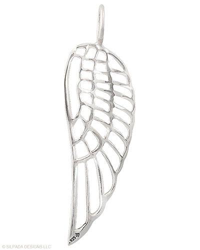 Free Bird #Charm #Pendant. #Sterling #Silver. #Silpada #Jewelry