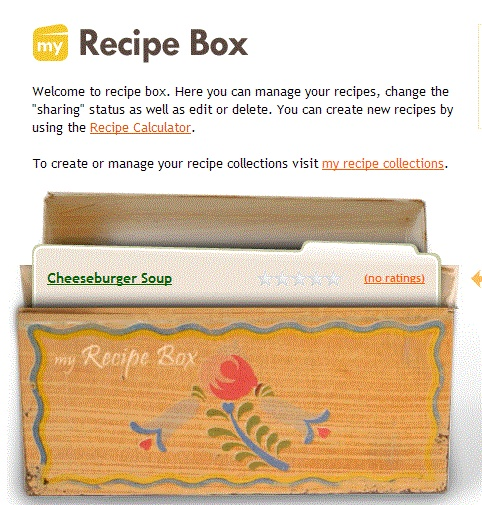 recipe builder free