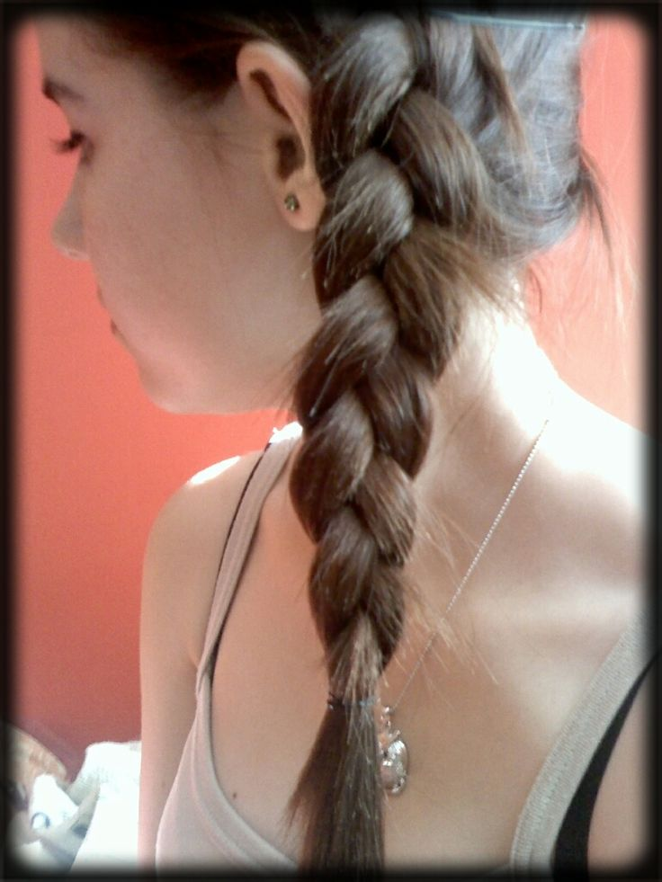 my braid a year ago