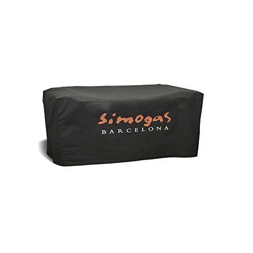 Simogas hr-70Black PVC Grill Cover