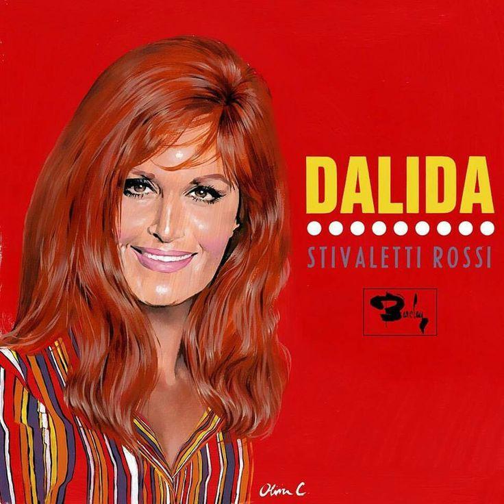 Dalida © Stivaletti Rossi 1967