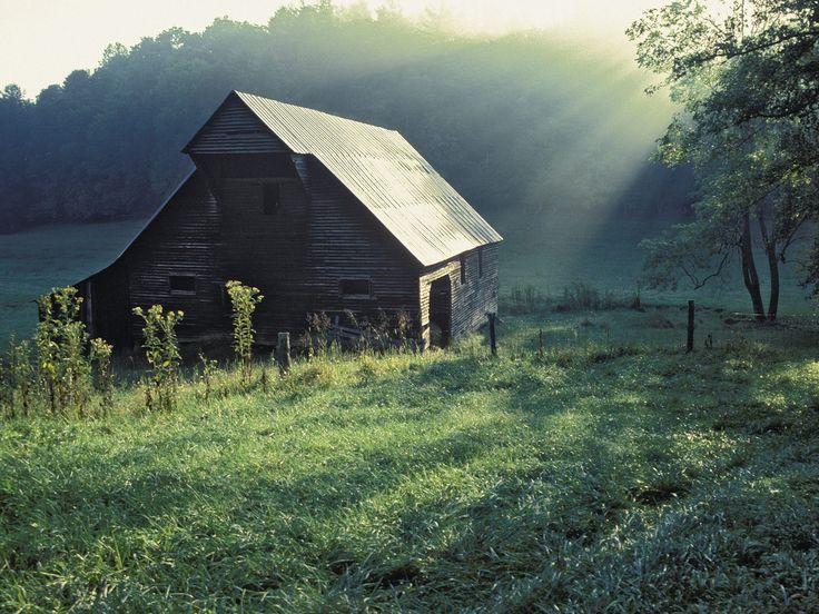 cades cove gatlinburg | Free Tipton Place, Cades Cove, Great Smoky Mountains National Park ...