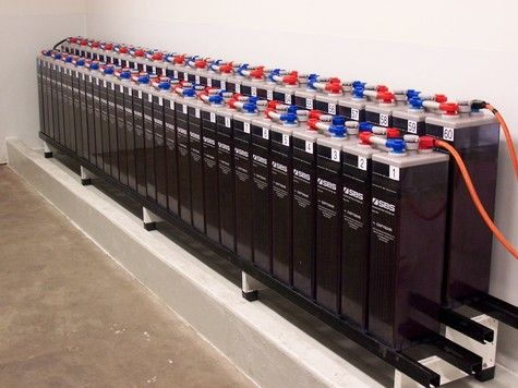 """Rising Demand for Grid-Connected Solutions for Uninterruptable Power Supply to Drive the Market Growth of """"Industrial Batteries"""" - Energy Storage (Battery Technology - Batterie Technik; Ultra Capacitators; Methanization; etc.) 