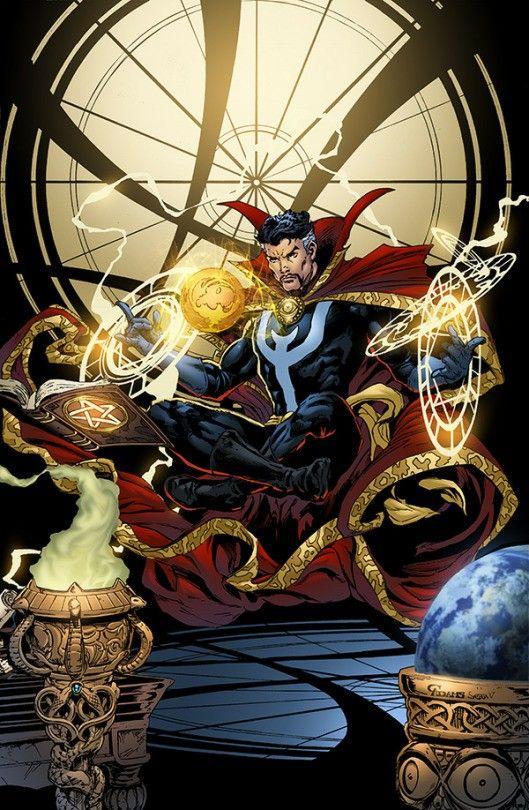 Doctor Strange........