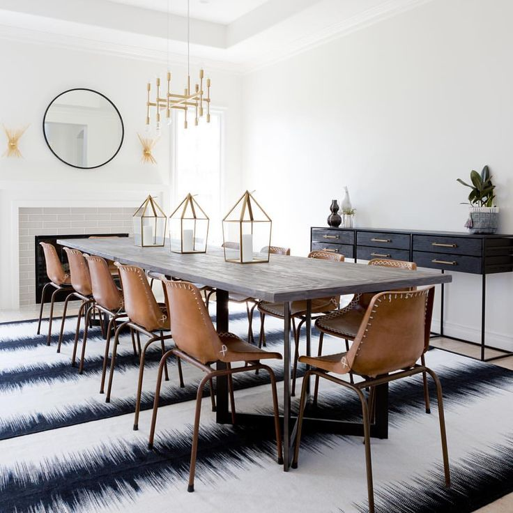 1129 best Delicious Dining Rooms images on Pinterest | Dining room ...