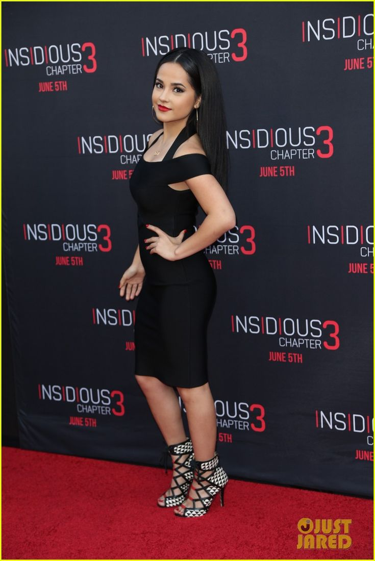becky g insideous 3 premire | Insidious: Chapter 3's Stefanie Scott Premieres Her New Movie