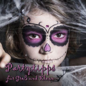 Halloween-Partytipps