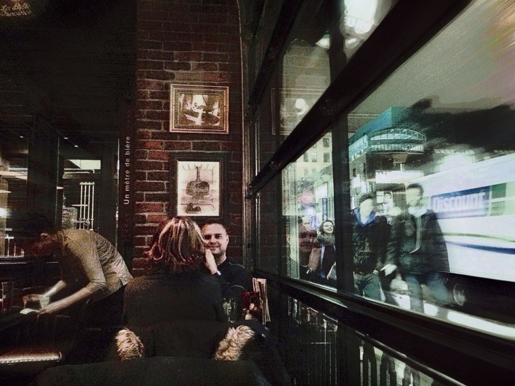AMPt - Cafe Culture by Heline L