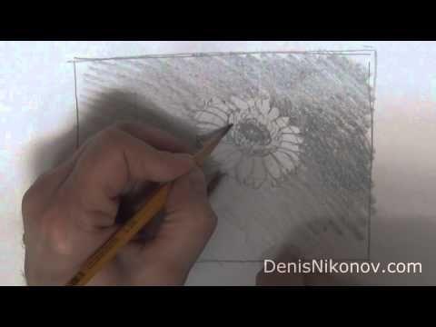 Видео-уроки по живописи Дениса Никонова беслпатно