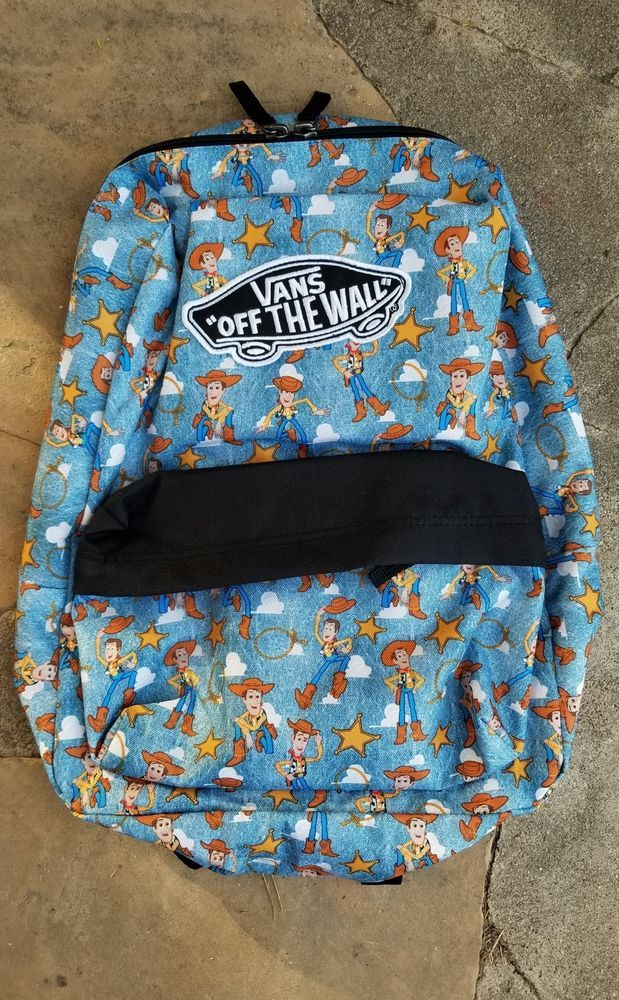 3fbec03e5e0 Details about VANS X DISNEY OLD SKOOL BACKPACK 80'S MICKEY MOUSE ...