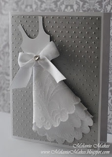 Gorgeous wedding card