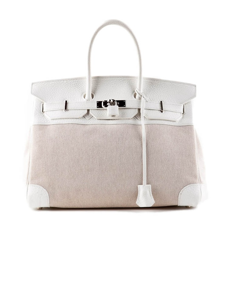 Statement Bag - White Lace by VIDA VIDA b73Ltlw