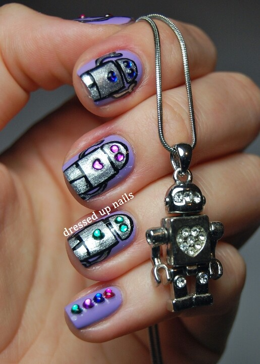 84 best Nail art images on Pinterest | Make up, Nail designs and ...
