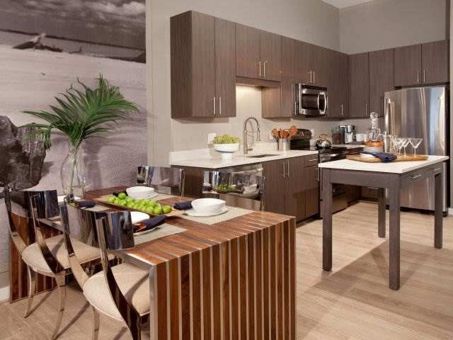Charmant Love This Modern Apartment Kitchen Design In Alexandria, VA. Http://www