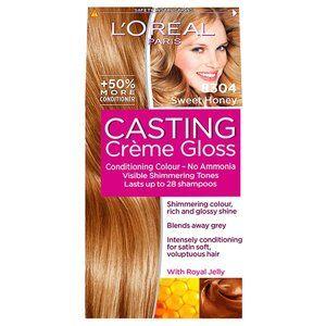 Honey Hair Color Dye