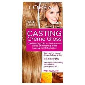 L'Oreal Casting Creme Gloss Sweet Honey 8304