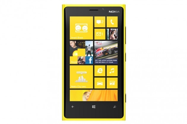 Nokia Lumia 920 - Windows Phone 8 - I own this and love it. Anyone who says Windows Phones are inferior because they don't ave 600K of apps, most that people don't use, should seriously reconsider the WP platform.  LOVE this phone.