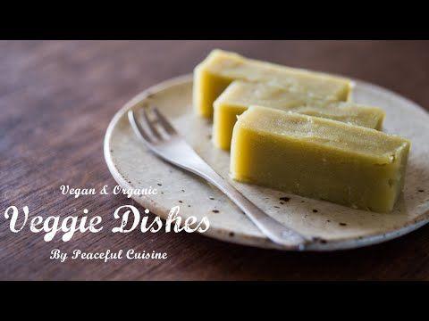 材料は4つだけ!芋ようかんの作り方:How to make Imo Yokan | Veggie Dishes by Peaceful Cuisine